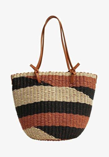 Handbag - mittelbraun