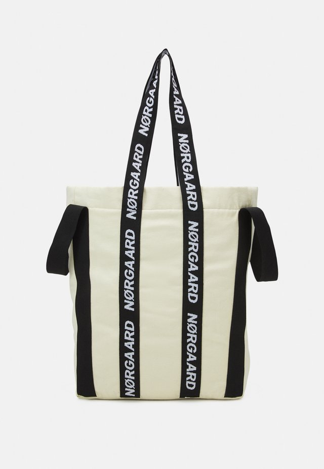 HEAVY TALULAH SET - Shopper - off white