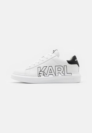 KAPRI MENS LOGO  - Zapatillas - white