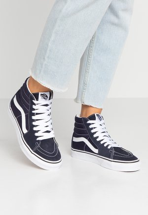 High-top trainers - night sky/true white