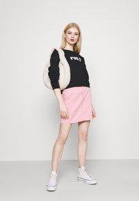 Roxy - BREAK AWAY CREW - Sweatshirt - anthracite - 1