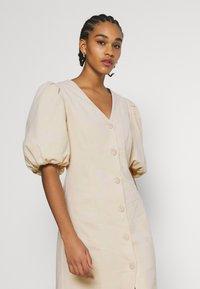 Minimum - API - Day dress - broken white - 3