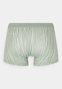 Levi's® - MEN VERTICAL STRIPE BRIEF 2 PACK - Pants - green - 2
