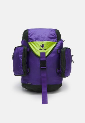 LAKE PLACID UNISEX - Rucksack - violet-citrus