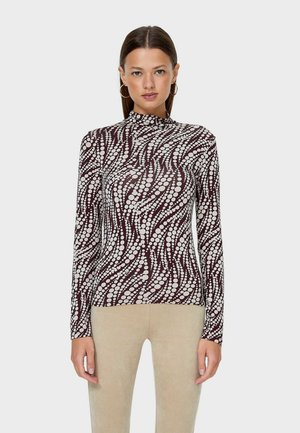 ROLLKRAGEN  - Long sleeved top - brown