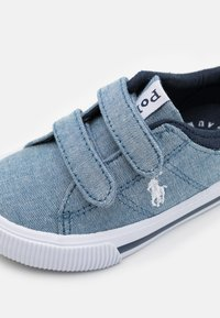 Polo Ralph Lauren - ELMWOOD UNISEX - Trainers - blue/white - 5