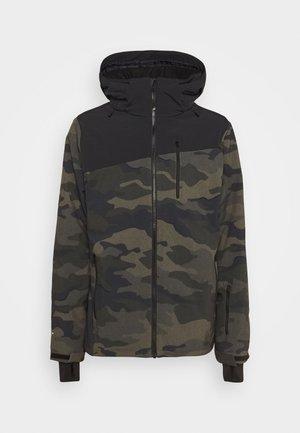 BARRY MENS SOFTSHELLJACKET - Snowboard jacket - pine grey