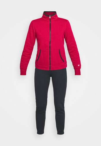 Tracksuit - berry/navy