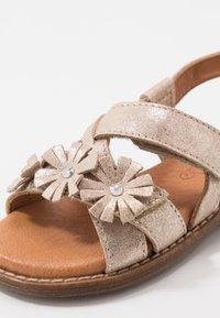 Froddo - LORE MEDIUM FIT - Sandals - gold - 2