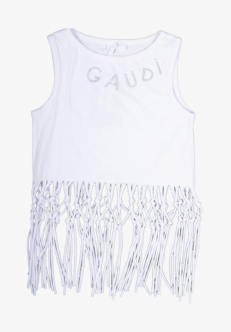 Gaudi - Top - bianco