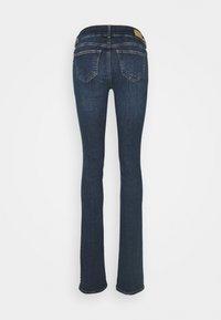 Vero Moda Tall - VMDINA  - Flared Jeans - dark blue denim - 1