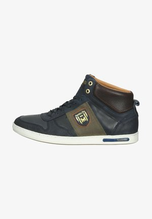 High-top trainers - dress blues