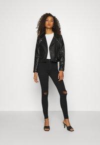 Dr.Denim - PLENTY - Jeans Skinny Fit - black - 1