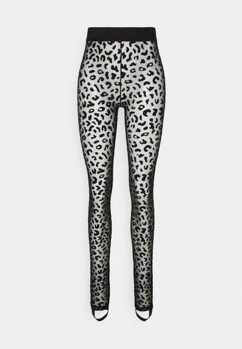 PANTS - Leggings - Trousers - black variant
