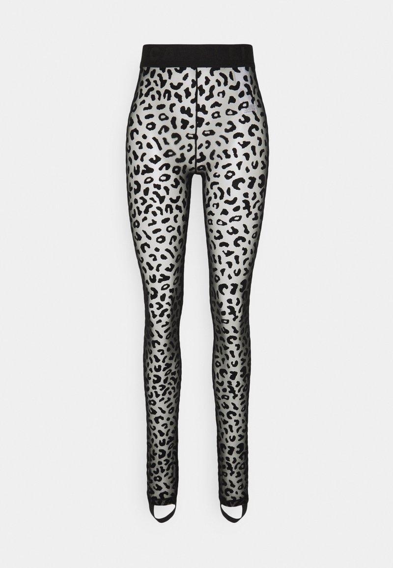 Just Cavalli - PANTS - Leggings - black variant