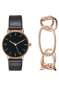 Even&Odd - SET - Watch - black - 0