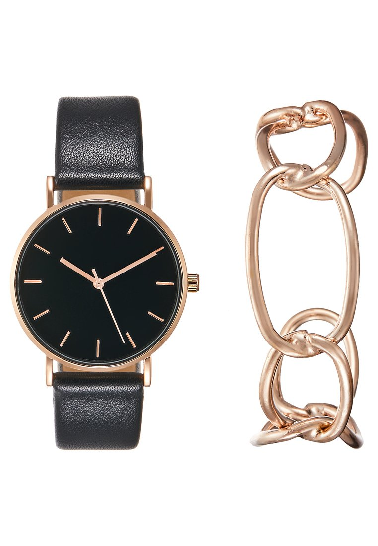 Even&Odd - SET - Watch - black