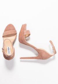 Steve Madden - SARAH - High heeled sandals - tan - 3