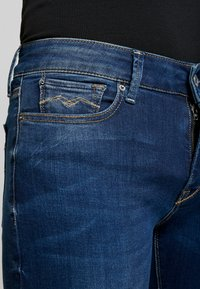 Replay - NEWLUZ - Jeans Skinny Fit - dark blue - 5