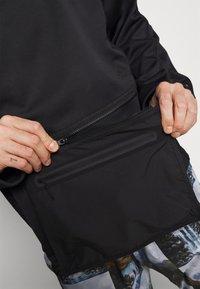 adidas Performance - ATHLETICS TECH  - Felpa con zip - black - 5