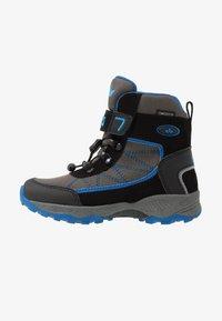 LICO - PELLE - Zimní obuv - grau/schwarz/blau - 1
