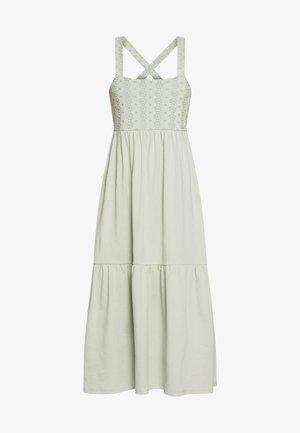 ONLVANNA DRESS - Jersey dress - desert sage