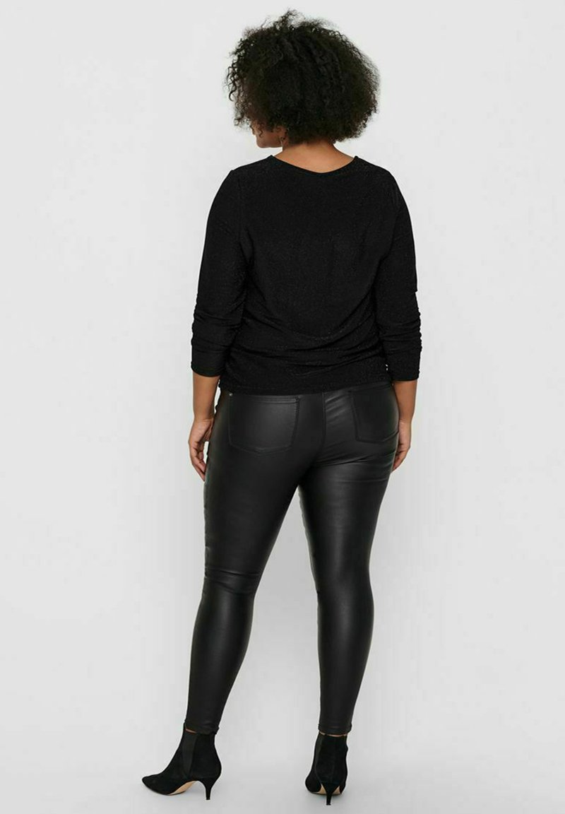 Donna CARANNY REG COATED - Jeans Skinny Fit