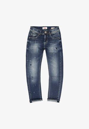 CLINT - Straight leg jeans - blue
