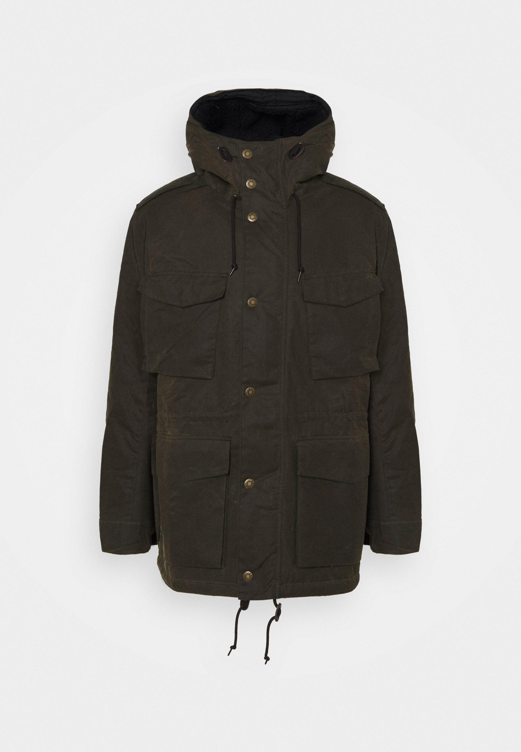 Men NAUTIC WAX - Winter coat