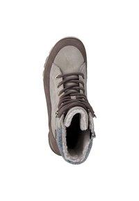 Jana - Winter boots - rose/beige - 1