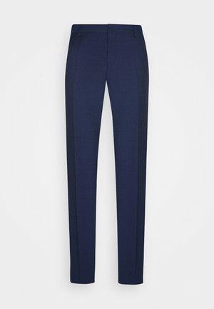 MACRO SLIM FIT SEPARATE - Trousers - blue