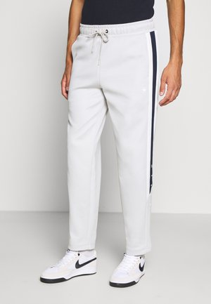 SIDE STRIPE PANT - Tracksuit bottoms - cool grey