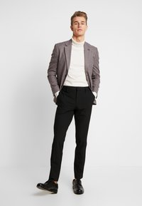 DOCKERS - SMART FLEX TROUSER  - Kalhoty - black - 1