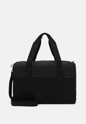 MATTE SPORTY - Weekend bag - black