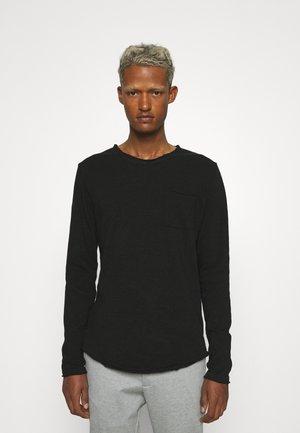 CHIBS - Långärmad tröja - black
