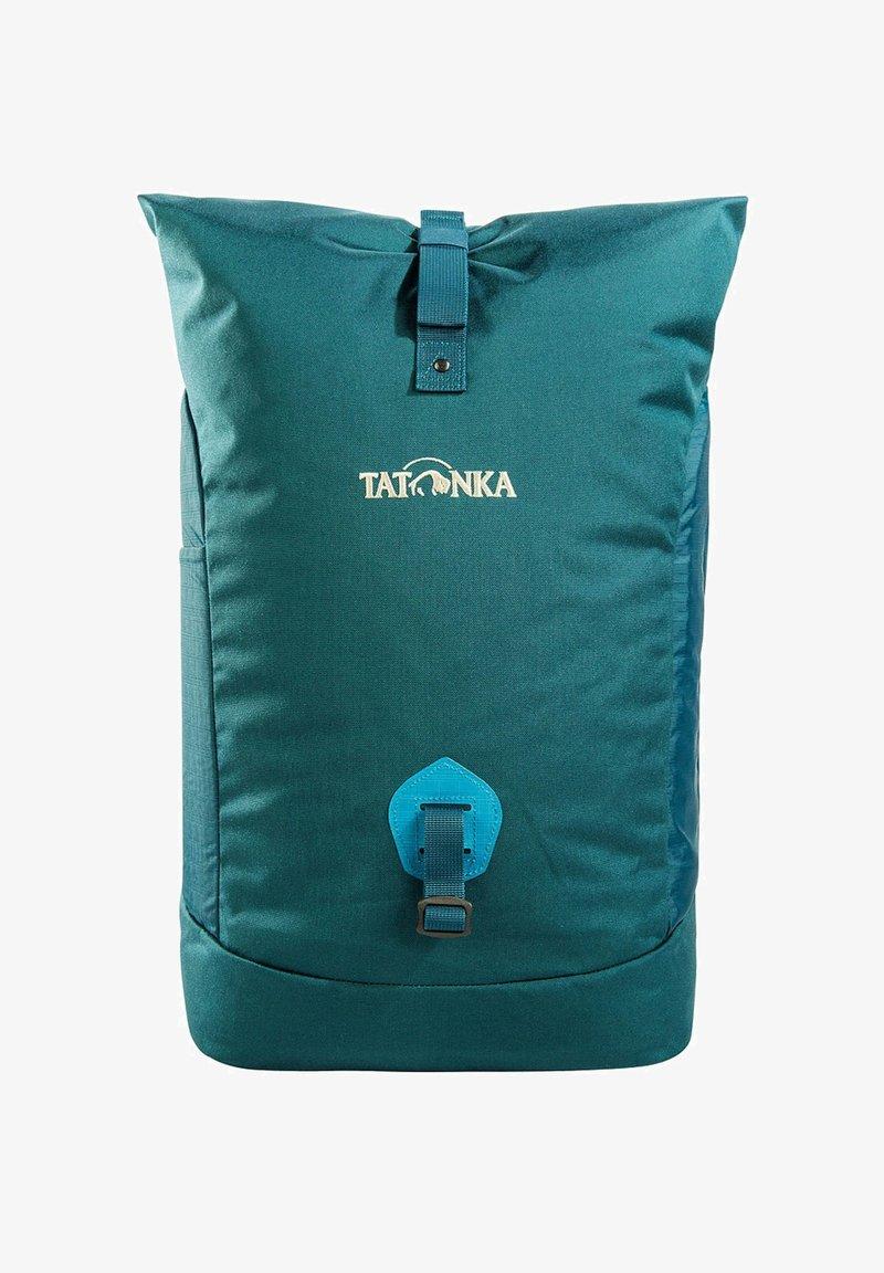 Tatonka - ROLLTOP PACK - Rucksack - teal green