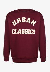 Urban Classics - Sweatshirt - burgundy - 0