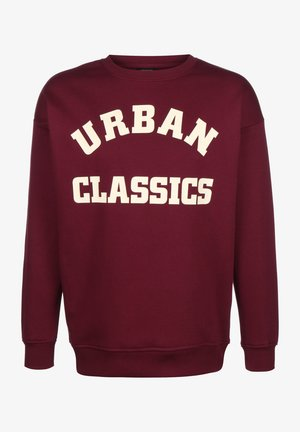 Sweatshirts - burgundy