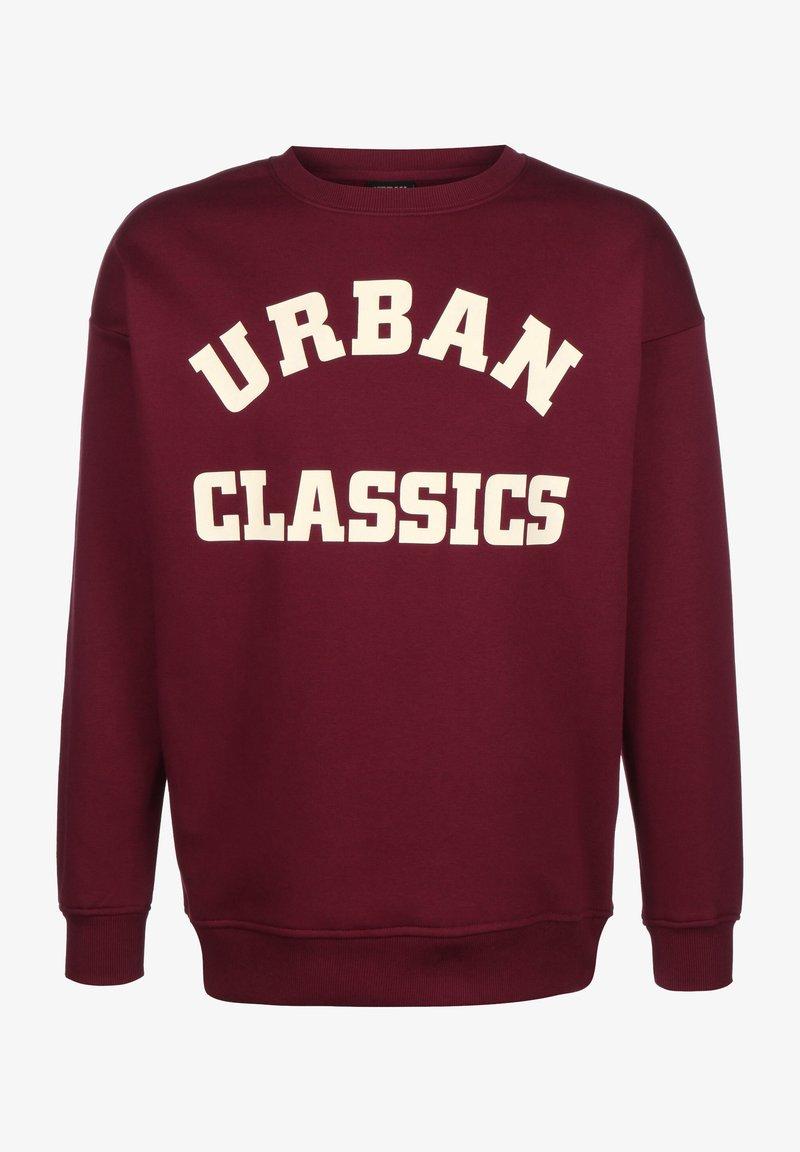 Urban Classics - Sweatshirt - burgundy
