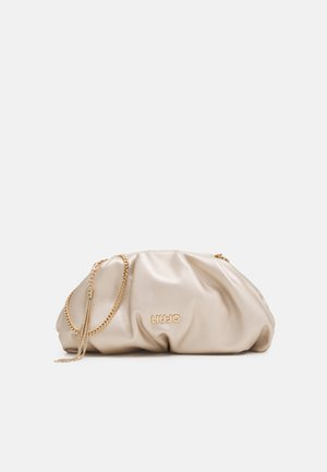 POCHETTE - Borsa a tracolla - light gold