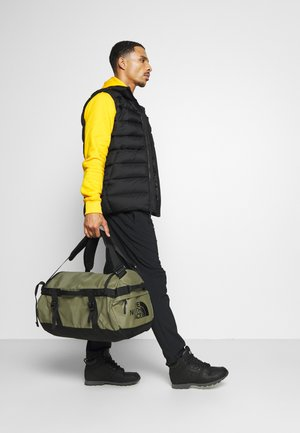 BASE CAMP DUFFEL S UNISEX - Sports bag - olive/black