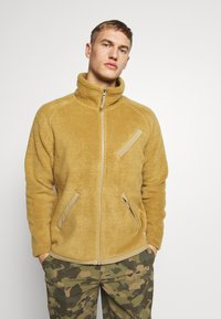 The North Face - MEN'S CRAGMONT JACKET - Fleecová bunda - british khaki - 0