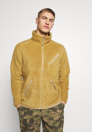 MEN'S CRAGMONT JACKET - Fleecová bunda - british khaki
