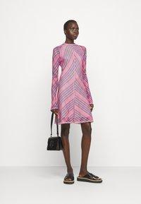 M Missoni - ABITO - Day dress - pink - 1