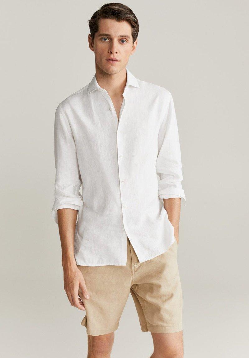 Mango - AVISPE - Shirt - weiß