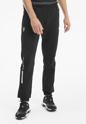 SCUDERIA FERRARI - Træningsbukser - black