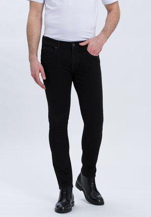 JIMI - Slim fit jeans - black
