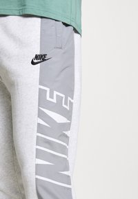 Nike Sportswear - Tracksuit bottoms - birch heather/particle grey/particle grey/black - 3
