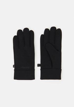 PERFORMANCE GLOVES - Gloves - black