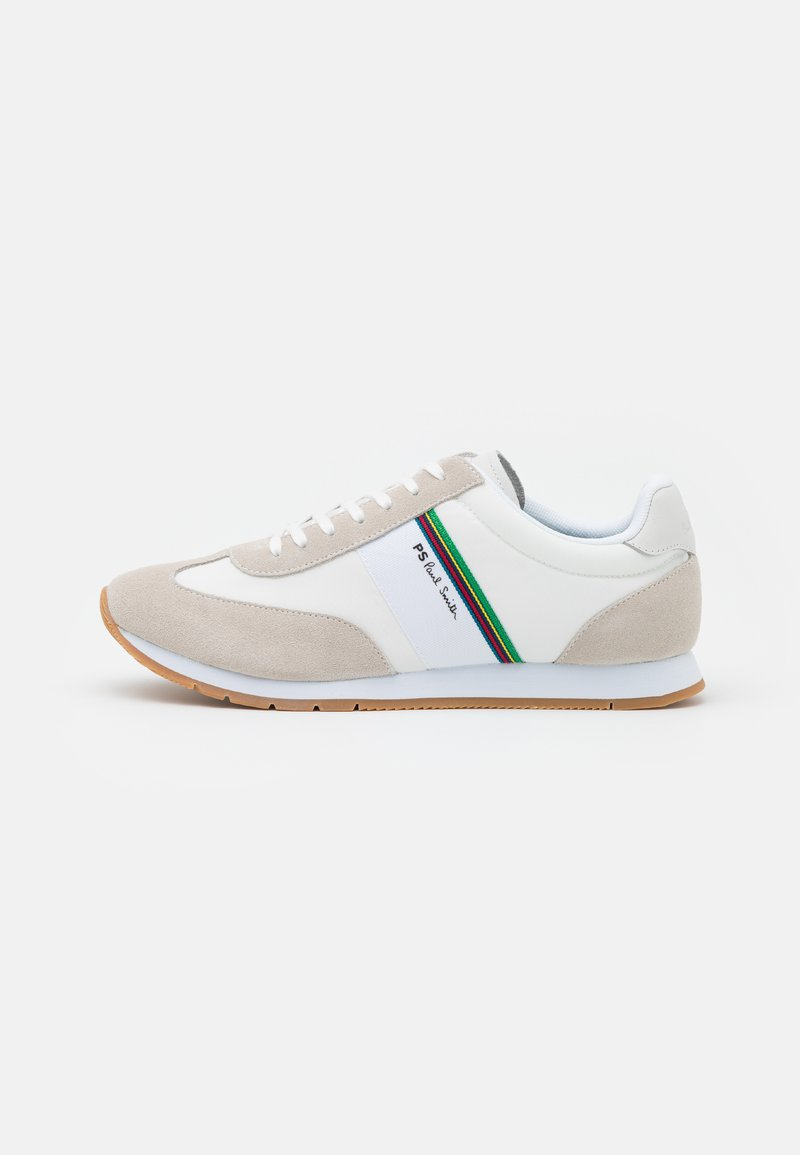 PS Paul Smith - PRINCE - Baskets basses - white